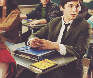 logan lerman, boy, and charlie image