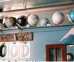 vintage, world, and food image