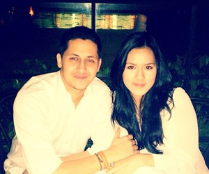 couple, keenan pearce, and raisa andriana image