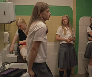 the virgin suicides, 90s, and movie image