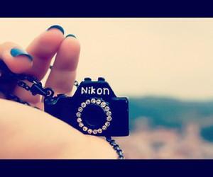 nikon, photocamera, and cute image