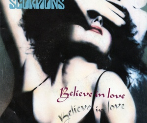 scorpions and believe in love image