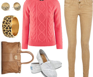 denim, girly, and Polyvore image