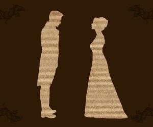 pride and prejudice, jane austen, and book image