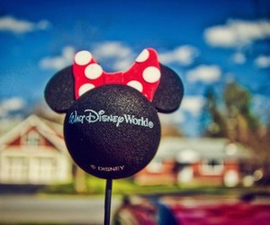 disney, minnie mouse, and photography image