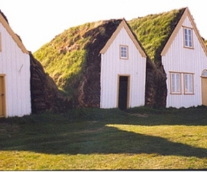 film, grass, and iceland image