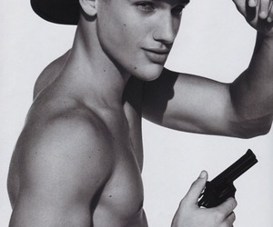 arthur sales, cowboy, and model image