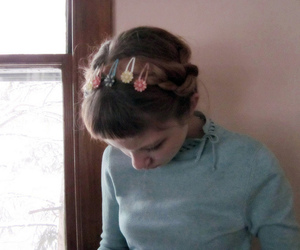 girl, fashion, and lovely image