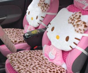 cute, hello kitty, and luxury image