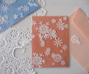 christmas, craft, and creative image
