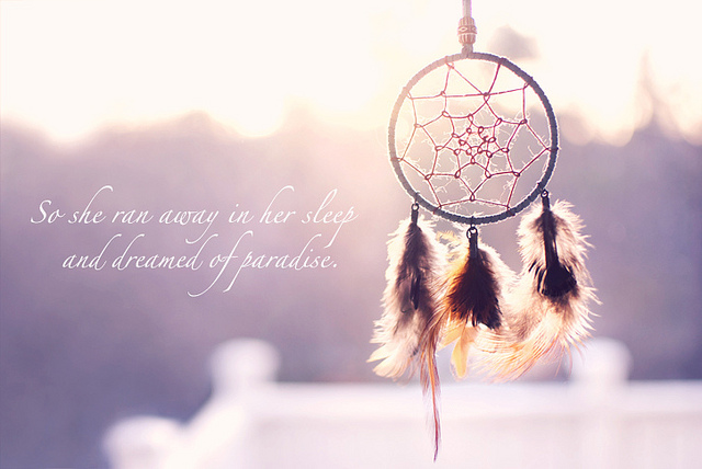 Dream Catchers With Quotes Dreamcatcher discovered by Jessica on We Heart It 15