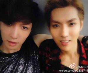 kris, lay, and exo-m image