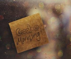 good morning, good, and morning image