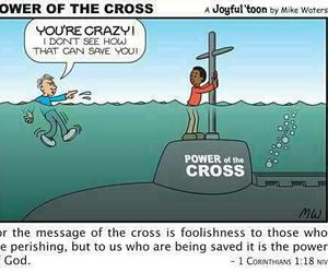 faith, cross, and jesus image
