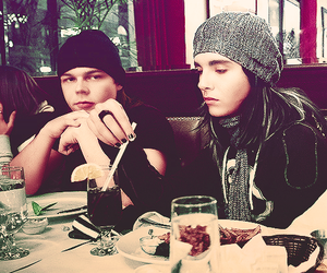 bill kaulitz, kaulitz twins, and georg listing image
