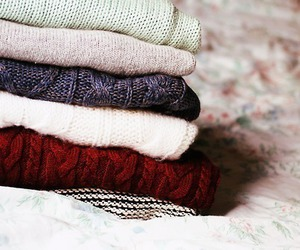 fashion, vintage, and sweater image