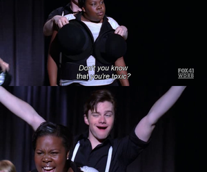 glee, lol, and brittney image