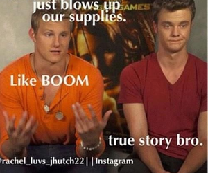 hunger games and like boom image
