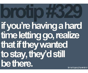 cool, staying, and letting go image