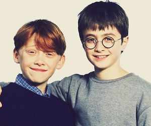 daniel radcliffe, glasses, and redhead image