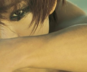 asian, brown eyed girls, and beauty image