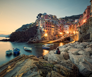 place, city, and italy image