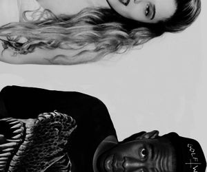 tyler the creator, lana del rey, and boy image
