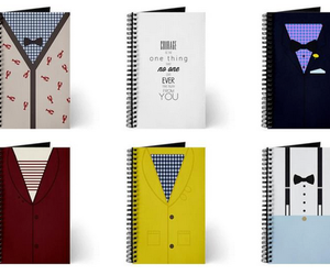 cool, notebook, and glee image