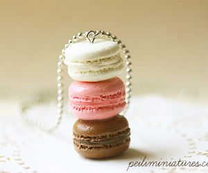 girls, pretty, and food jewelry image
