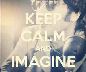 imagine and john lennon image