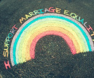 rainbow, gay rights, and equality image