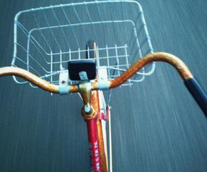 bicicle, ride, and road image