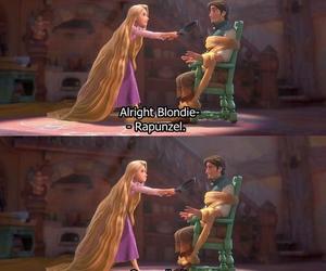 rapunzel, tangled, and flynn image