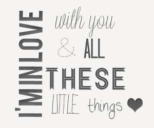 little things, one direction, and song image
