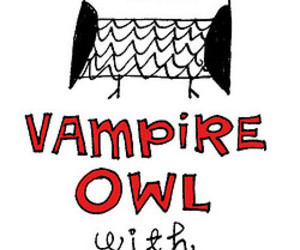 moustache, vampire, and owl image