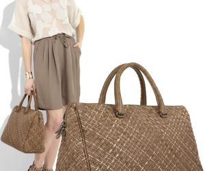 bags, bottega veneta, and fashion image