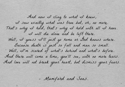 Mumford And Sons Tumblr On We Heart It