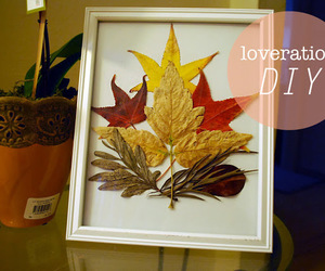 art, autumn, and craft image