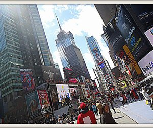 awesome, time square, and cindy'photographie image