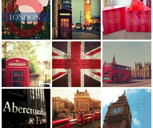 abercrombie and fitch, Big Ben, and buss image