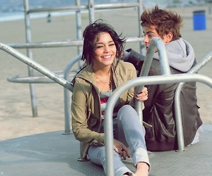 vanessa hudgens, zac efron, and love image