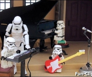 funny, star wars, and lego image