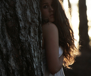 nature, <3, and girl image