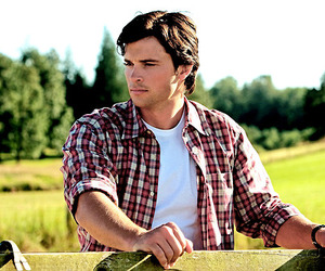 clark kent, sexy, and tom welling image