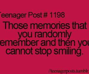 memories, quote, and teenagers image