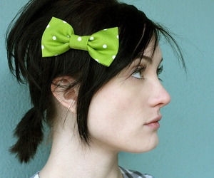 bow, green, and bigassbows image