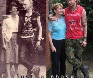 punk and phase image