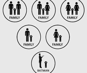 batman, family, and funny image