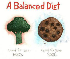 diet, food, and soul image
