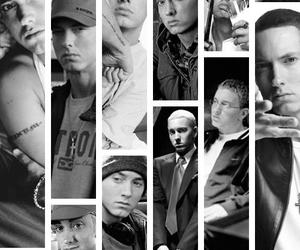 eminem, slim shady, and rap image